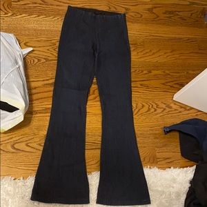 kenneth cole boot cut jeans!! size 27